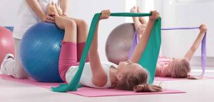 tratamiento fisioterapia infantil
